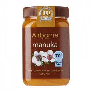 Mât ong phấn hoa Manuka 70+ 500ml (New Zealand)