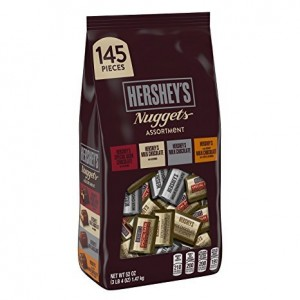 Kẹo socola Hershey's Nuggets Assortment 1.47kg