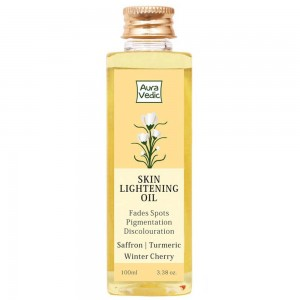 Dầu sáng da Auravedic Skin Lightening Oil 100ml