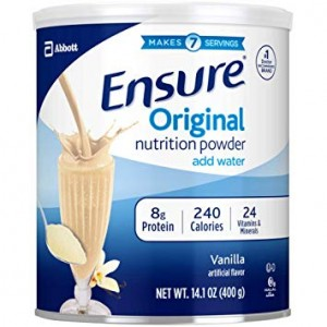 Sữa Ensure Vanilla 400g