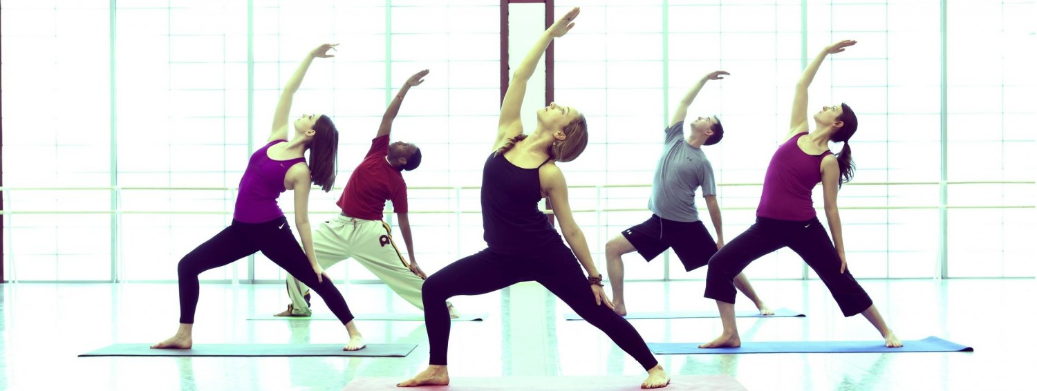 gimnasio gym best yoga classes banner