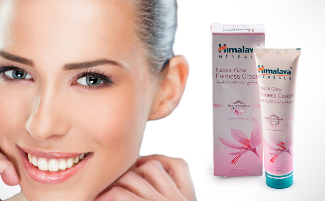 natural glow fairness cream by himalaya herbal