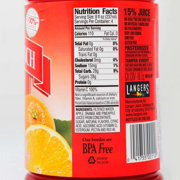 langers fruit punch 02 ingredients 600x600