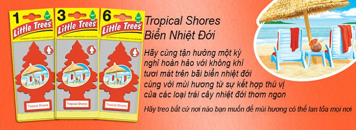 tropical shores ben nhiet doi